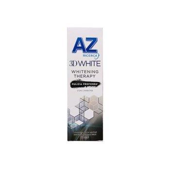 az 3d white therapy dentifricio carbone 75 ml