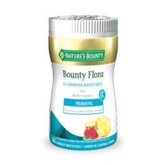 bounty flora 60 gommose masticabili