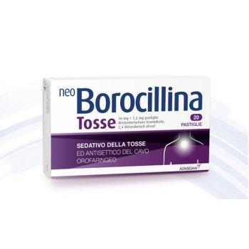 neoborocillina tosse 20 compresse