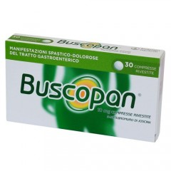 buscopan 30 cpresse rivestite 10mg