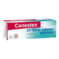 canesten spray cutaneo 40 ml 1%