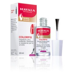 mavala colorfix smalto brillante incolore 10 ml
