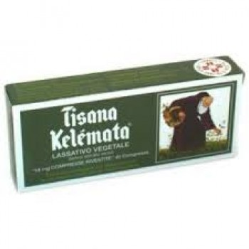 tisana kelemata 40 compresse rivestite 16mg