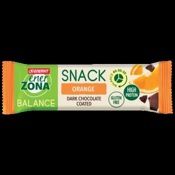 enervit enerzona snack balance orange 33g