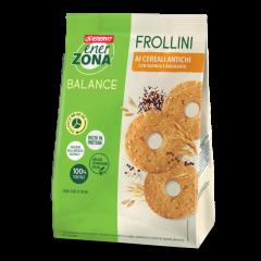 ENERVIT ENERZONA Frollini Balance Ai Cereali Antichi 250g