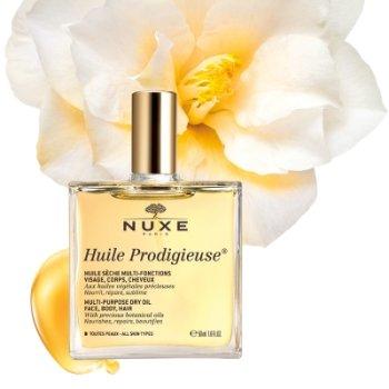 nuxe huile prodigieuse olio secco viso corpo capelli multifunzione 50 ml