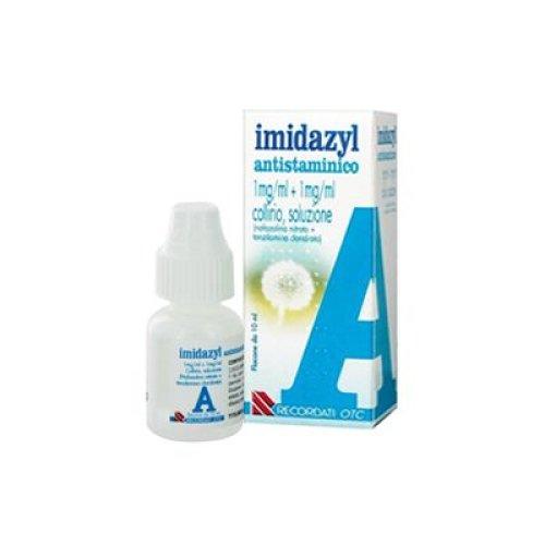 Imidazyl Antistaminico collirio Flacone 10ml