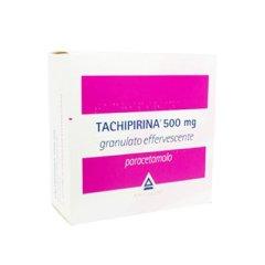 Tachipirina Granulato Effervescente 20 Bustine 500 mg