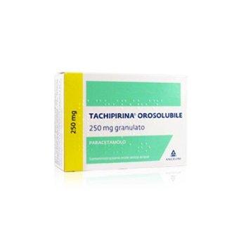 tachipirina orosolubile 10 bustine 250 mg