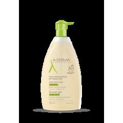 aderma les indispensables gel doccia surgras 750 ml