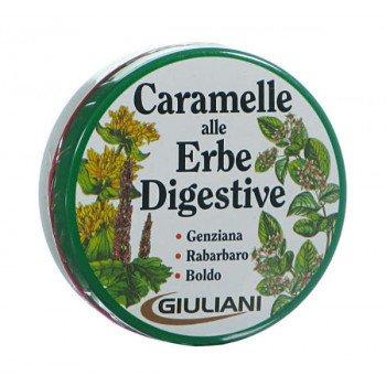 giuliani caramelle alle erbe digestive 60g