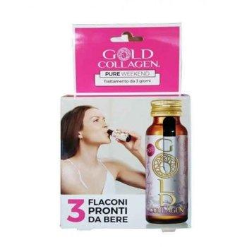 gold collagen pure weekend 3 flaconi 50ml