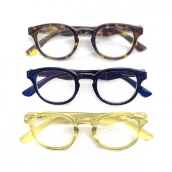 contacta hipstyle occhiali presbiopia blu +1,00
