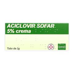 aciclovir sofar crema 5% 3g