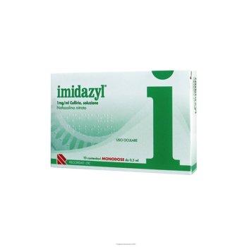 imidazyl collirio 10 flaconcini monodose 1d 1mg/ml
