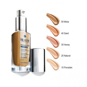 rilastil maquillage fondotinta liftrepair n.30 honey