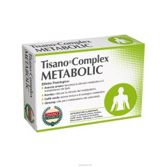 metabolic tisano complex 30cpr