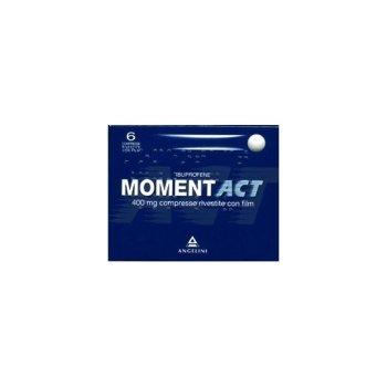 momentact 6 compresse rivestite 400 mg