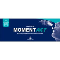 Momentact Sospensione Orale 8 Bustine 400 mg
