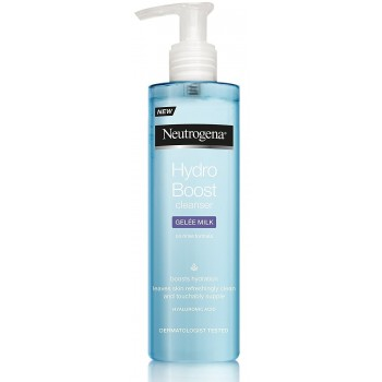 neutrogena hydro bost latte gel detergente 200ml
