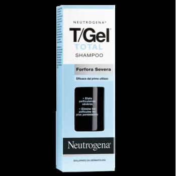 neutrogena shampoo t/gel total forfora severa t...