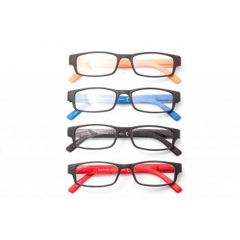 contacta one occhiali presbiopia nero +1,00