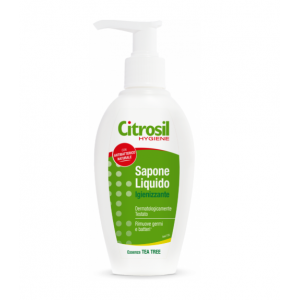 CITROSIL HYGIENE Sapone Liquido Anti-Batterico Tea Tree 250 ml