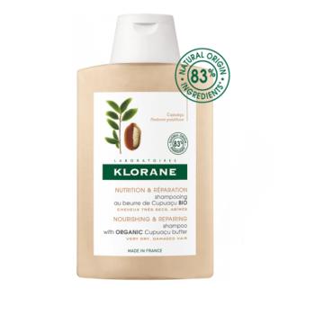 klorane shampoo cupuacu 400ml