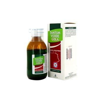 tantum verde gola collutorio 160 ml