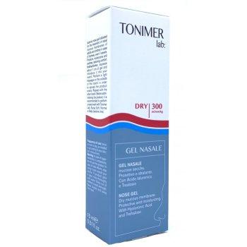 tonimer lab dry 300 gel nasale mucose secche 15 ml