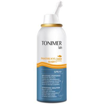 tonimer lab panthexyl baby spray soluzione ipertonica 100 ml