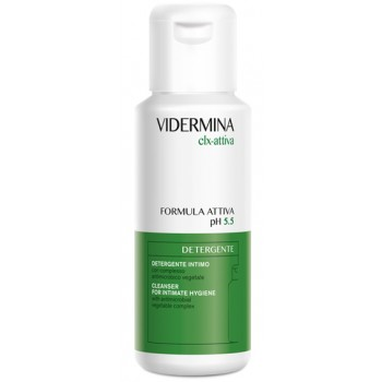 vidermina clx detergente intimo ph 5,5 300 ml