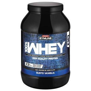 enervit gymline 100% whey proteine concentrate vaniglia 900g