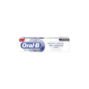 oralb pro-repair gengive e smalto dentifricio sbiancante delicato  85ml