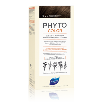 phytocolor colorazione permanente 6.77 marrone ...