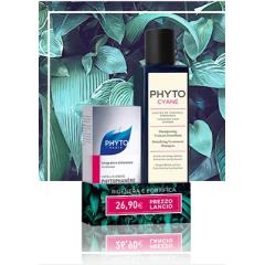 phytophanere capsule anticaduta+phytocyane shampoo