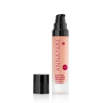 annayake fondotinta fluido matificante effetto pelle nuda colore clair 10
