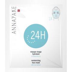 annayake 24h maschera viso idratante con estratti di riso 20ml