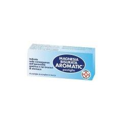 Magnesia Bisurata Aromatic 40 pastglie
