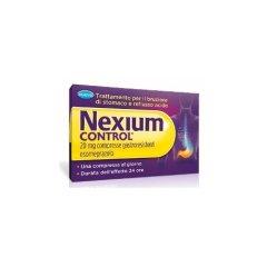 Nexium Control 14 compresse Gastroresistenti esomeprazolo 20mg