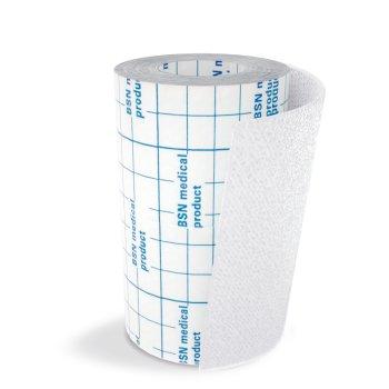 leucoplast fixomull stretch  - garza adesiva mt 10x30 cm