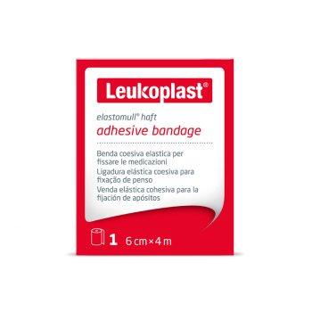 leukoplast elastomul half - benda elastica autoadesiva compressione forte 4 mt x 6 cm