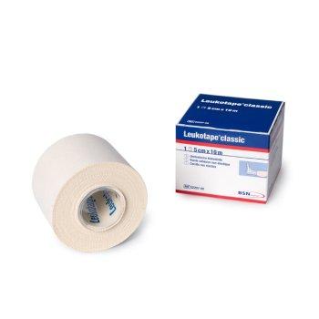leucoplast leukotape classic- benda anelastica adesiva 10m x 5cm