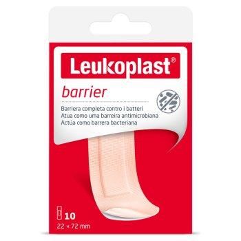 leukoplast barrier 72 mm x 22 mm 10 cerotti