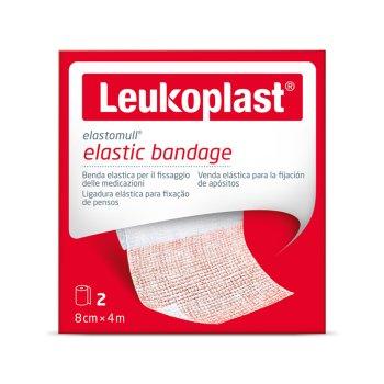 leukoplast elastomul benda elastica orlata 8cm x 4 m