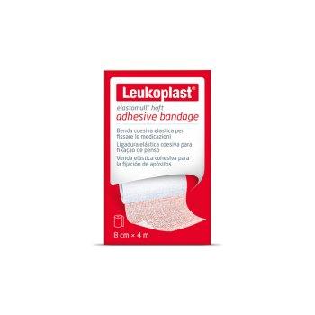 leukoplast elastomul half - benda elastica coesiva 8 cm x 4 m