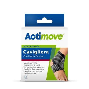 actimove sports edition - cavigliera con fascia elastica l