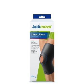 actimove sports edition - ginocchiera elastica misura l