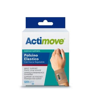 actimove everyday support - polsino elastico regolabile