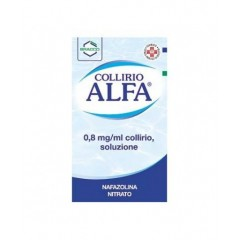 collirio alfa decongestionante gocce 10 ml